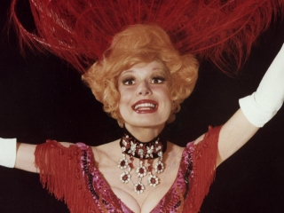 Carol Channing as Dolly Levi
